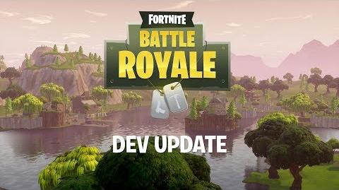 Battle Royale Dev Update 5 - Incoming Map Update
