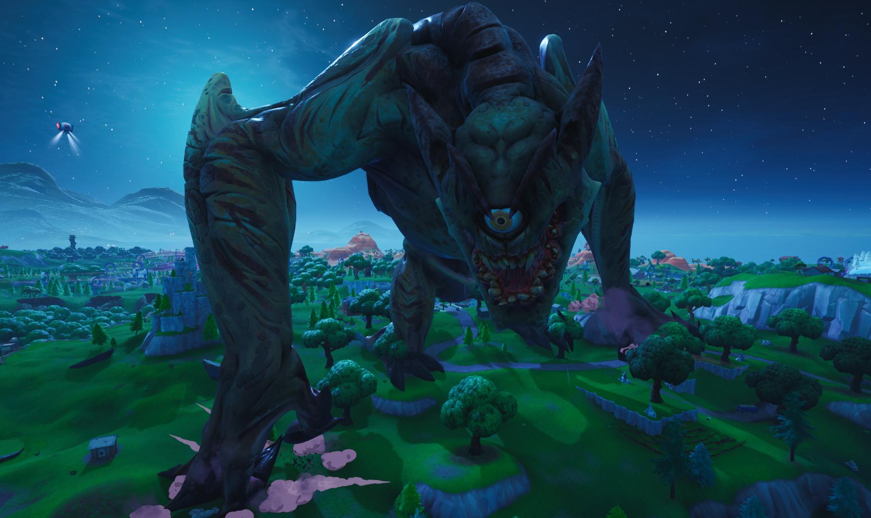 Das Monster