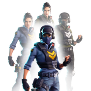 Waypoint Featured - Outfit - Fortnite