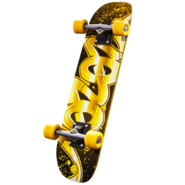 2020 Kickflip - Back Bling - Fortnite