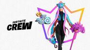 April 2021 - Promo - Fortnite Crew