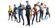 Battle Pass Skins (Normal) - Outfits - Fortnite