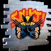 Berserker Barrage! - Spray - Fortnite.png