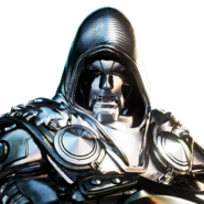 Doctor Doom (Silver Foil) - Outfit - Fortnite