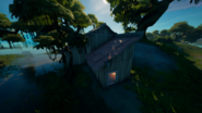 Shanty Town (Bat Shack 1) - Landmark - Fortnite
