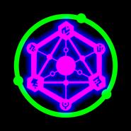Mothership Circle - Logo - Fortnite