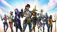 Chapter 2 Season 3 Battle Pass Outfits - Promo - Fortnite
