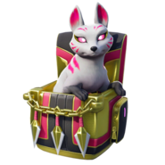 Kitsune - Pet - Fortnite