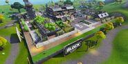 Grimy Greens - The Block - Fortnite