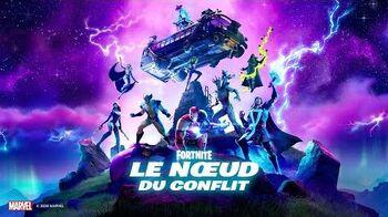 Fortnite Chapitre 2 - Saison 4 Bande-annonce de lancement du Nœud du conflit