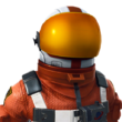Spationaute (Avec Masque)