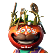 Tomatohead (Crown) - Outfit - Fortnite