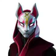 Drift (Stage 3) - Outfit - Fortnite