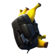 Banana Briefcase - Back Bling - Fortnite