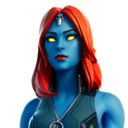 Mystique (Tactical) - Outfit - Fortnite