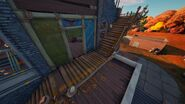 Boney Burbs (Castle Building - Outdoor Stairs) - Location - Fortnite