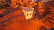 The Spire (Outer Building - Main View) - Location - Fortnite