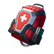 Antidote - Back Bling - Fortnite