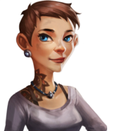 Female 3 - Adventurous Survivor - Fortnite