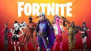 Chapter 2 Season 8 Battle Pass Outfits - Promo - Fortnite