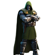 Doctor Doom (Featured) - Outfit - Fortnite