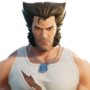 Wolverine (Logan) - Outfit - Fortnite