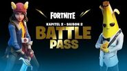 Fortnite Kapitel 2 – Saison 2 Gameplay-Trailer zum Battle Pass