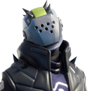 X Lord (New Icon) - Outfit - Fortnite