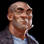 Male 2 - Competitive Survivor - Fortnite