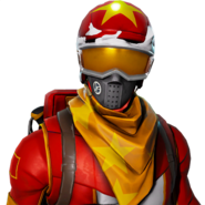 Alpine Ace CHN - Outfit - Fortnite