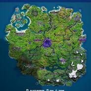 Chapter 2 Season 7 (7-26-2021 - 5 AM ET) - Map - Fortnite