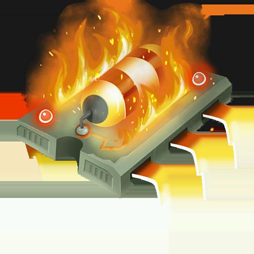 Décuplateur de feu