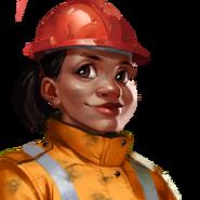 Female 2 - Dependable Survivor - Fortnite