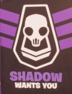 JOINSHADOW (New) - Poster - Fortnite