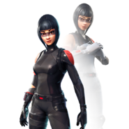 Shadow Ops (Featured) - Outfit - Fortnite
