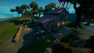 Shanty Town (Building 3-1) - Landmark - Fortnite