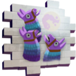 Three Llamas - Spray - Fortnite
