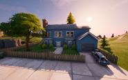 Blue House - Retail Row - Fortnite
