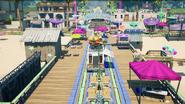Believer Beach - (Boardwalk Full) - Location - Fortnite