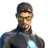 Tony Stark - Outfit - Fortnite