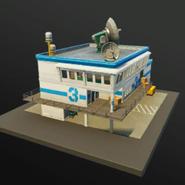 The Rig Command Post - Prefab - Fortnite