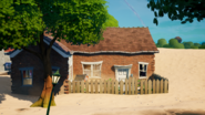 Small House - Salty Towers - Fortnite