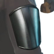 Mandalorian (Left Thigh - Beskar) - Outfit - Fortnite