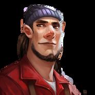 Male 2 - Dependable Survivor - Fortnite