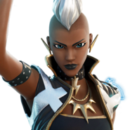 Storm (Punk) - Outfit - Fortnite