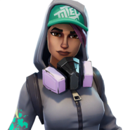 Teknique - Outfit - Fortnite