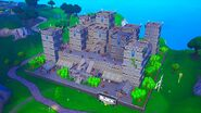 Cryptic Castle - The Block - Fortnite