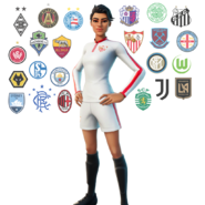 Derby Dominator (Featured) - Outfit - Fortnite