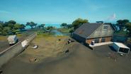 Slurpy Swamp (Abducted Warehouses) - Location - Fortnite