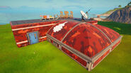 Snowmando Outpost (Alpha Jingle) - Landmark - Fortnite